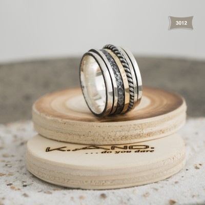 K.And ring 3012