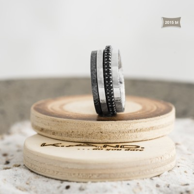 K.And ring 2015 Black