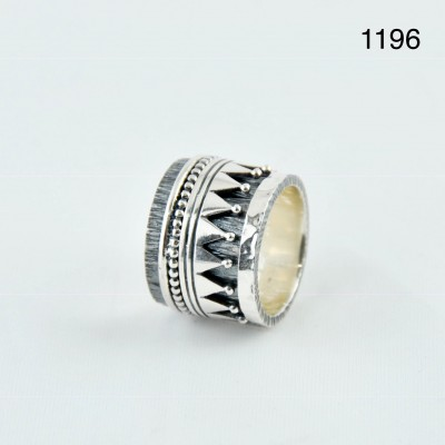 K.And ring 1196