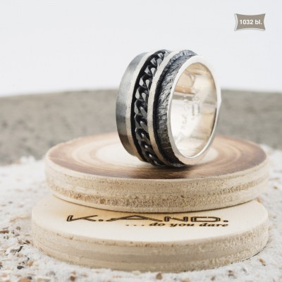 K.And ring 1032 black