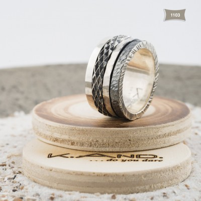 K.And ring 1103