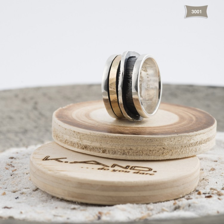 K.And ring 3001
