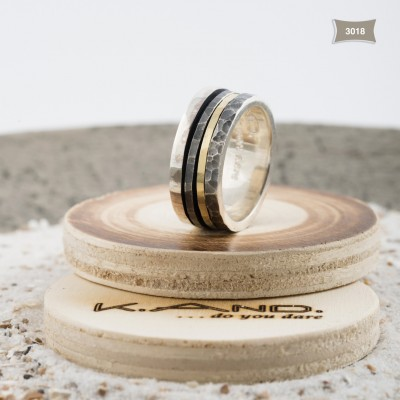 K.And ring 3018